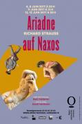 Ariadne auf Naxos, Richard Strauss à Nancy  54000 Nancy du 06-06-2017 à 18:00 au 15-06-2017 à 18:00