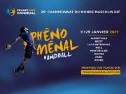 Championnat du Monde de Handball Masculin à Metz