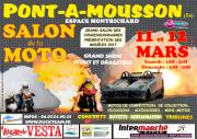 Salon de la Moto à Pont-à-Mousson 54700 Pont-à-Mousson du 11-03-2017 à 08:00 au 12-03-2017 à 16:00