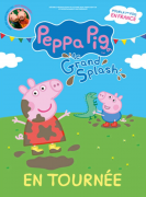 PEPPA PIG, le Grand Splash à Ludres