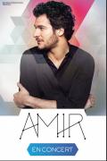 Concert Amir à Ludres  54710 Ludres du 01-04-2017 à 18:00 au 01-04-2017 à 20:30