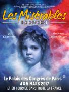 Concert Les Misérables au Zénith de Nancy