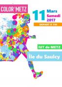 COLOR'METZ Course Colorée à Metz