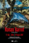 Exposition Ronan Barrot au Château Courcelles