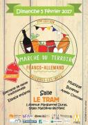 Marché Franco-Allemand Produits du Terroir Metz