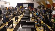 Les Cybériades à Epinal Tournoi de Jeux Vidéo