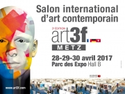 Art3f Salon International d'Art Contemporain de Metz