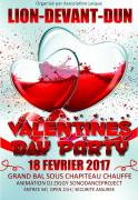Valentines Day Party à Lion-devant-Dun 55110 Doulcon du 18-02-2017 à 20:00 au 18-02-2017 à 22:59
