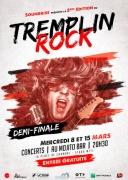 Demi-finale Tremplin Rock Soundrise à Metz