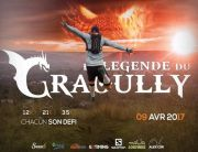 Trail La Légende du Graoully à Woippy