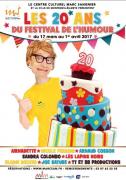 20ème Festival d'Humour Montigny-lès-Metz