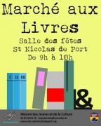 Marché aux Livres à Saint-Nicolas-de-Port 54210 Saint-Nicolas-de-Port du 12-03-2017 à 09:00 au 12-03-2017 à 18:00