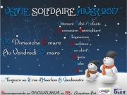 Vente Solidaire d'Hiver à Vandoeuvre 54500 Vandoeuvre-lès-Nancy du 05-03-2017 à 08:00 au 10-03-2017 à 16:30