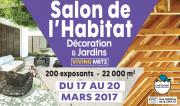 Salon Viving Habitat et Décoration Metz 57000 Metz du 17-03-2017 à 09:00 au 20-03-2017 à 17:00