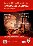 Concerts Orchestre Mandolines et Guitare Remiremont