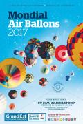 Mondial Air Ballons 2017 Montgolfières à Chambley 54890 Chambley-Bussières du 21-07-2017 à 05:00 au 30-07-2017 à 23:59