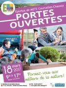 Journée Portes Ouvertes Eplefpa Courcelles-Chaussy 57530 Courcelles-Chaussy du 18-03-2017 à 09:00 au 18-03-2017 à 17:00
