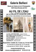 Exposition Au Fil de l'Eau à Saint-Nicolas-de-Port 54210 Saint-Nicolas-de-Port du 03-03-2017 à 13:00 au 14-05-2017 à 18:30