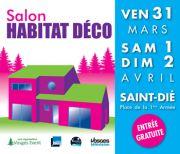 Salon Habitat Déco à Saint-Dié-des-Vosges