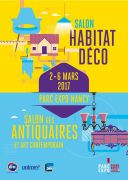 Salon Habitat Déco Nancy Salon Antiquaires 54500 Vandoeuvre-lès-Nancy du 02-03-2017 à 09:00 au 06-03-2017 à 17:00