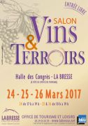Salon Vins et Produits du Terroir à La Bresse 88250 La Bresse du 24-03-2017 à 16:00 au 26-03-2017 à 19:00