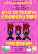 Week-end Jeux Coopératifs à Metz