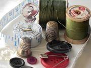 Puces des Couturières et Loisirs Créatifs à Chaligny