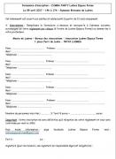 Zumba Party de Printemps à Ludres 54710 Ludres du 09-04-2017 à 14:00 au 09-04-2017 à 17:00