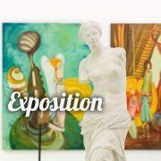Exposition d'Art à la Grange Culturelle d'Evres