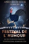 Festival de l'Humour du Grand-Est à Saint-Julien-Lès-Metz 57070 Saint-Julien-lès-Metz du 05-05-2017 à 20:30 au 06-05-2017 à 20:30