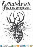 MiX'TuRe à Gérardmer Mois du Dessin et de l'Image 88400 Gérardmer du 04-04-2017 à 10:00 au 29-04-2017 à 18:00