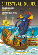 Festival du Jeu Nancy MJC Lillebonne