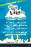 Festival Là Haut Sur La Colline à Sion 54330 Saxon-Sion du 29-06-2017 à 17:30 au 02-07-2017 à 23:59