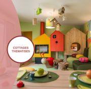 Cottages Thématisés à Center Parcs Moselle Lorraine 57790 Hattigny du 04-04-2017 à 09:00 au 31-12-2017 à 23:59