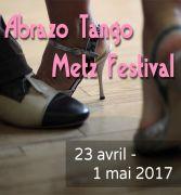 Festival Abrazo Tango à Metz 57000 Metz du 22-04-2017 à 10:00 au 01-05-2017 à 18:00