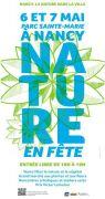 Nature en Fête au Parc Sainte-Marie Nancy 54000 Nancy du 06-05-2017 à 10:00 au 07-05-2017 à 19:00
