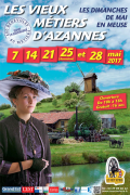 Vieux Métiers Azannes : Dimanches de Mai en Meuse