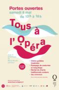 Portes Ouvertes Tous à l'Opéra à Nancy