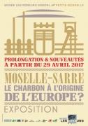 Exposition Charbon et Europe à Petite-Rosselle