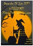 20ème Fête de la Sorcière à Fillières