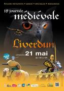 Journée Médiévale à Liverdun 54460 Liverdun du 21-05-2017 à 10:00 au 21-05-2017 à 19:00