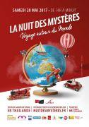 La Nuit des Mystères à Mulhouse 68200 Mulhouse du 20-05-2017 à 14:00 au 20-05-2017 à 23:59