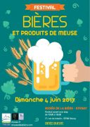 Festival Bières et Produits de Meuse à Stenay 55700 Stenay du 04-06-2017 à 10:00 au 04-06-2017 à 18:00