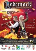 38ème Fête médiévale à Rodemack 57570 Rodemack du 24-06-2017 à 13:00 au 25-06-2017 à 19:00
