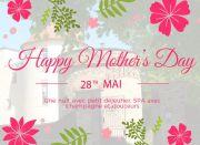 Bon Cadeau Séjour Spa Fête des Mères Château Morey 54610 Belleau du 19-05-2017 à 08:00 au 28-05-2017 à 23:00