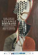 Exposition Solange Bertrand à l'Abbaye des Prémontrés