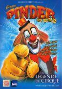 Cirque Pinder à Nancy 54500 Vandoeuvre-lès-Nancy du 20-06-2017 à 19:30 au 25-06-2017 à 20:00