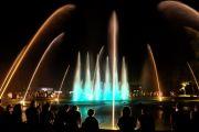 Son et lumières Lunéville Symphonie Aquatique