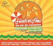 Fensch en Fêtes à Hayange Un Air de Vacances 57700 Hayange du 25-06-2017 à 10:00 au 25-06-2017 à 19:00
