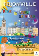 Rive en Fête à Thionville